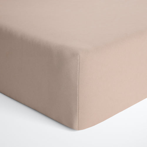 VIENNA BLUSH FITTED SHEET