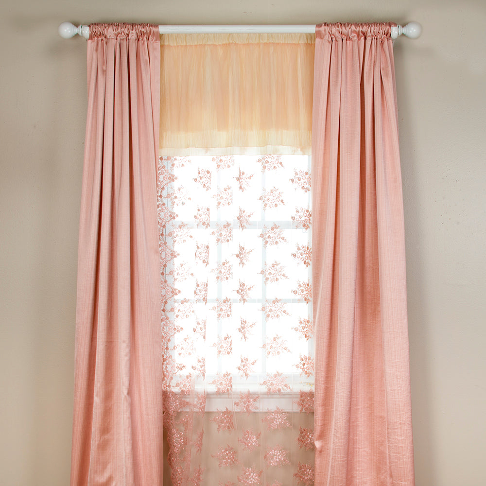 "Remember My Love Drapery Panels  (Approximately 90x40"") - Shop Baby Slings & wraps, Baby Bedding & Home Decor !"