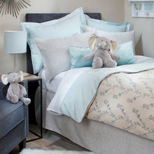 Load image into Gallery viewer, Twiggy Small Sham (Grey Sparkly Velvet) - Shop Baby Slings & wraps, Baby Bedding & Home Decor !