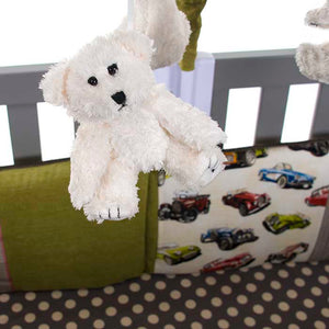 Fast Track Musical Mobile (Plays Brahms' Lullaby) - Shop Baby Slings & wraps, Baby Bedding & Home Decor !