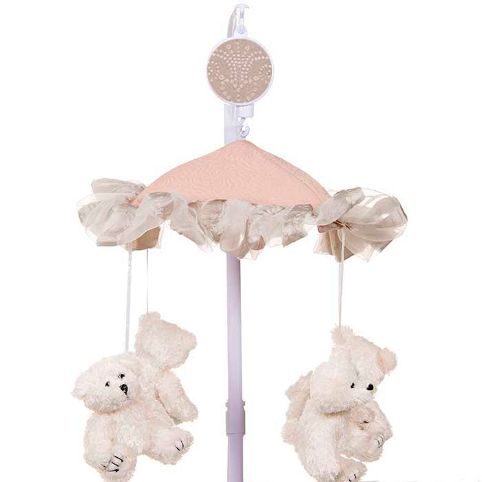 Hannah Musical Mobile (Plays Brahms' Lullaby) - Shop Baby Slings & wraps, Baby Bedding & Home Decor !