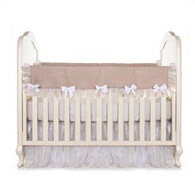 Load image into Gallery viewer, Hannah  Crib Rail Protector - Shop Baby Slings & wraps, Baby Bedding & Home Decor !