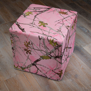 Camo Baby Pink Pouf - Shop Baby Slings & wraps, Baby Bedding & Home Decor !