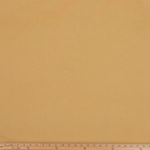 Yellow Solid Denim Fabric