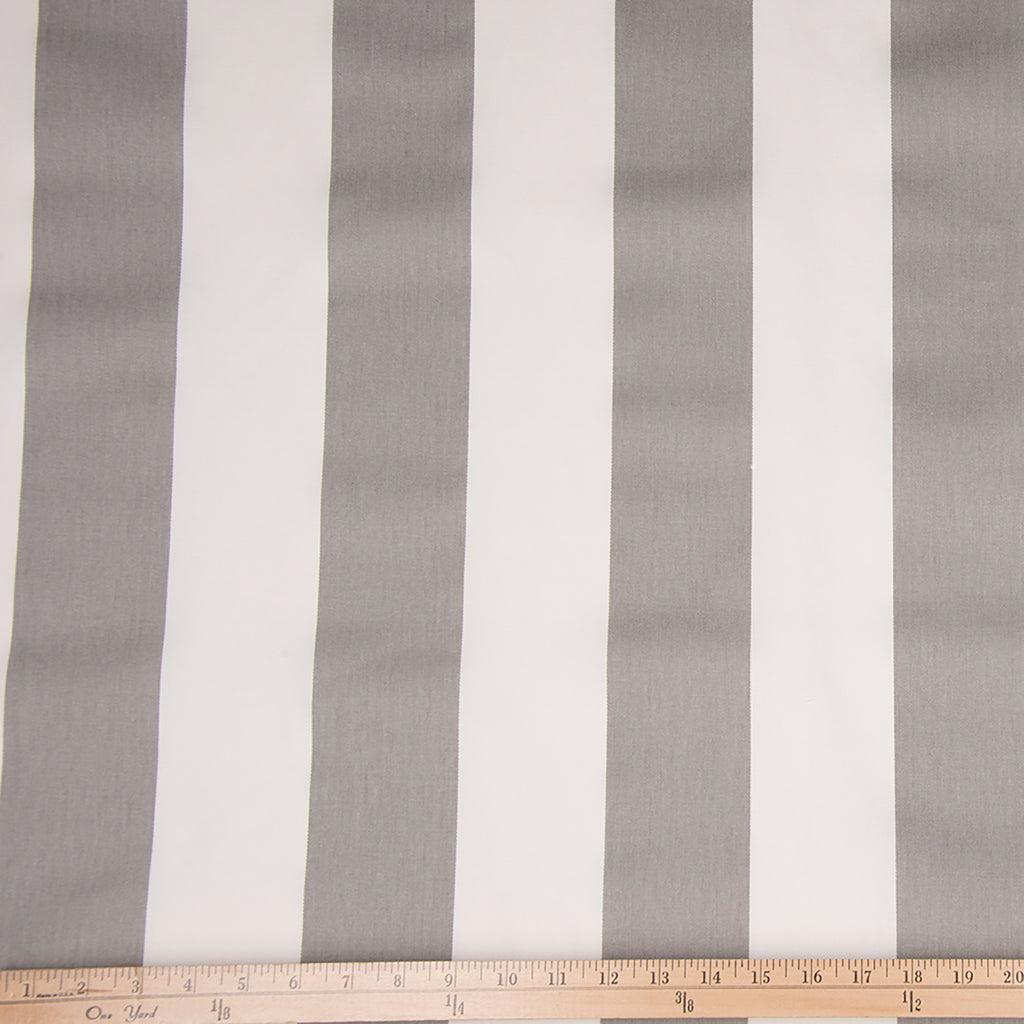 Lil Hoot Grey Stripe Fabric - Shop Baby Slings & wraps, Baby Bedding & Home Decor !