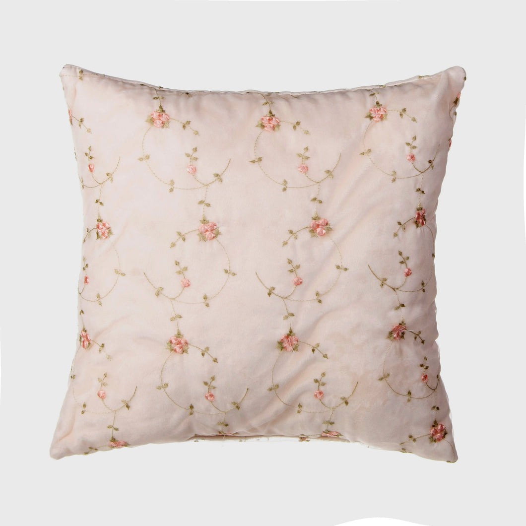 LILA ROSEBUD PILLOW