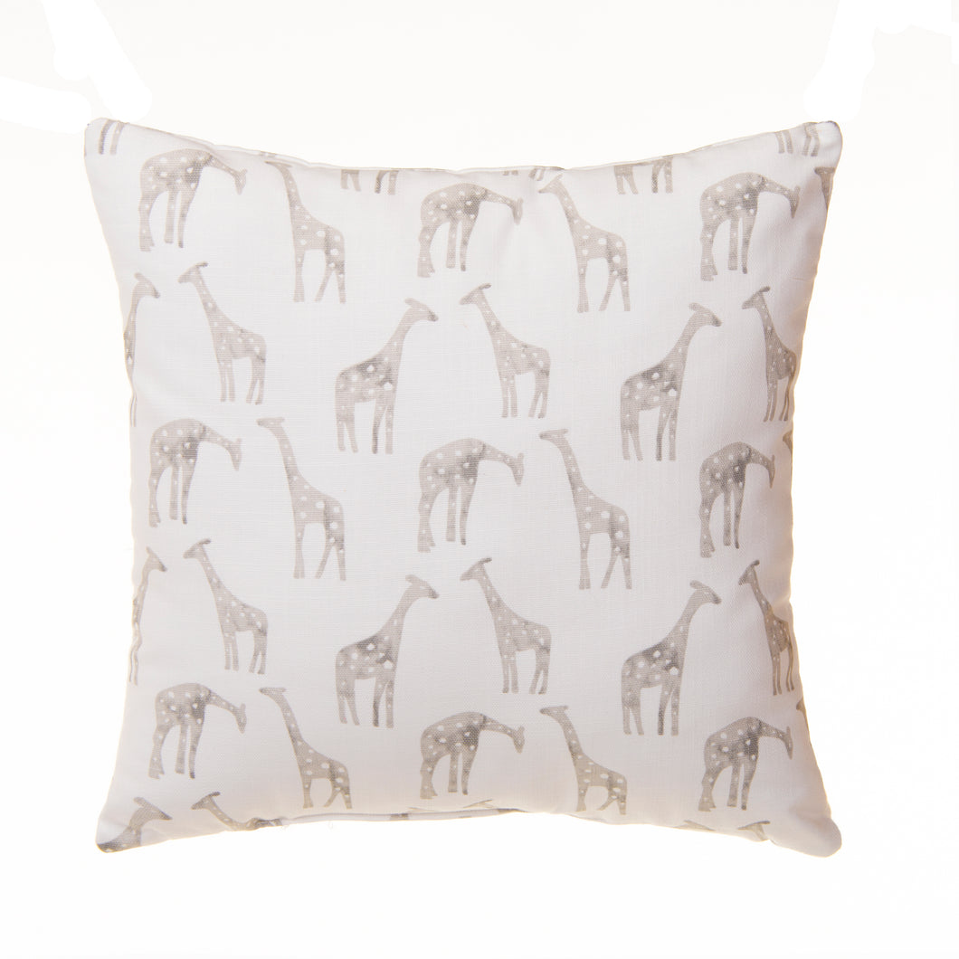 Ollie & Jack Pillow- Print - Shop Baby Slings & wraps, Baby Bedding & Home Decor !