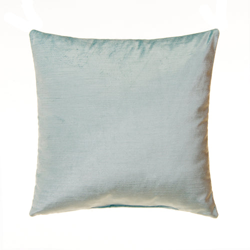 Ollie & Jack Pillow-Blue Velvet - Shop Baby Slings & wraps, Baby Bedding & Home Decor !