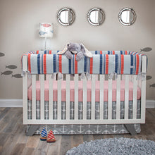 Load image into Gallery viewer, Fish Tales Rail Protector - Shop Baby Slings & wraps, Baby Bedding & Home Decor !