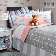 Load image into Gallery viewer, Fish Tales  Duvet - Shop Baby Slings & wraps, Baby Bedding & Home Decor !