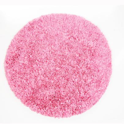 Bubblegum Round Rug (4x4') - Shop Baby Slings & wraps, Baby Bedding & Home Decor !