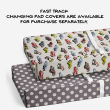 Load image into Gallery viewer, FAST TRACK CHANGING PAD COVER (DOT) - Shop Baby Slings & wraps, Baby Bedding & Home Decor !