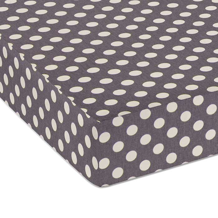 Fast Track Fitted Sheet (dot ) - Shop Baby Slings & wraps, Baby Bedding & Home Decor !