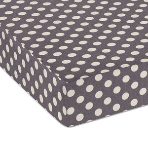 FAST TRACK 2PC  SET (INCLUDES DOT SHEET, CRIB SKIRT) - Shop Baby Slings & wraps, Baby Bedding & Home Decor !