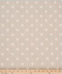 Florence Dot Fabric - Shop Baby Slings & wraps, Baby Bedding & Home Decor !