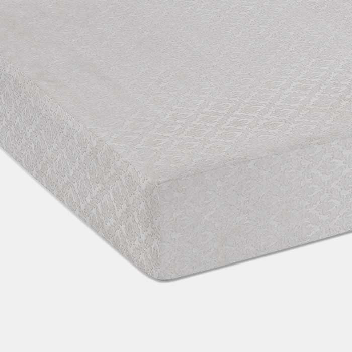 Hannah Fitted Sheet Embossed Velvet - Shop Baby Slings & wraps, Baby Bedding & Home Decor !