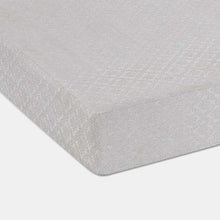 Load image into Gallery viewer, Hannah Fitted Sheet Embossed Velvet - Shop Baby Slings & wraps, Baby Bedding & Home Decor !