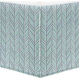 Happy Camper Mini Crib Skirt - Shop Baby Slings & wraps, Baby Bedding & Home Decor !