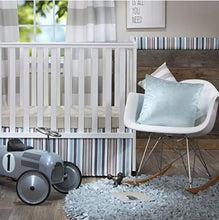 Load image into Gallery viewer, Luna Mini Crib Skirt - Shop Baby Slings & wraps, Baby Bedding & Home Decor !