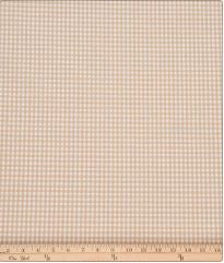 Madison Tan Check Fabric - Shop Baby Slings & wraps, Baby Bedding & Home Decor !