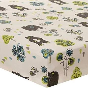 North Country Mini Crib Sheet - Shop Baby Slings & wraps, Baby Bedding & Home Decor !