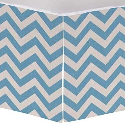 North Country Mini Crib Skirt - Shop Baby Slings & wraps, Baby Bedding & Home Decor !
