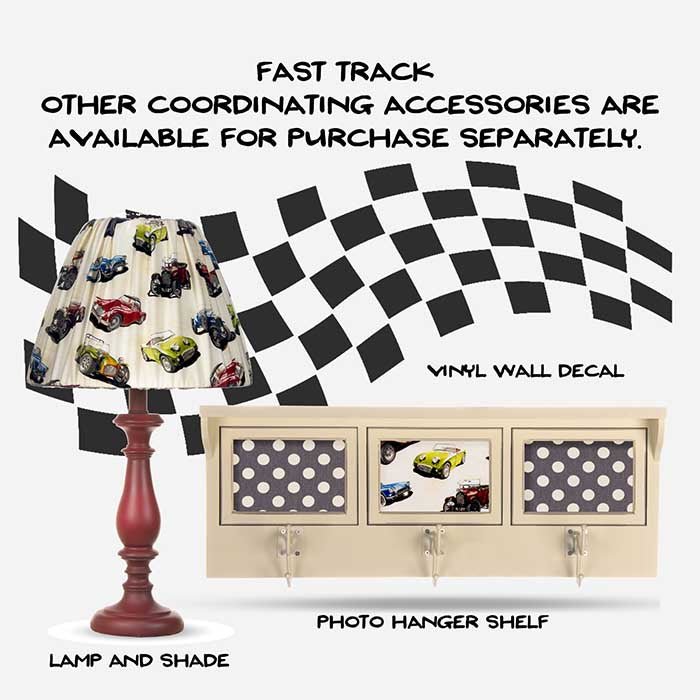 "Fast Track Photo Hanger Shelf (4Dx23.5Wx9""H) - Shop Baby Slings & wraps, Baby Bedding & Home Decor !"