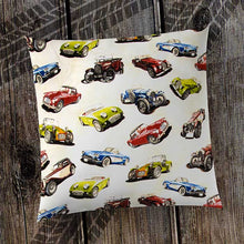 Load image into Gallery viewer, Fast Track Pillow - Cars - Shop Baby Slings & wraps, Baby Bedding & Home Decor !