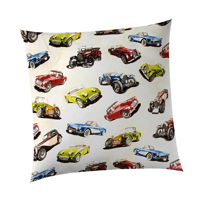 Fast Track Pillow - Cars - Shop Baby Slings & wraps, Baby Bedding & Home Decor !