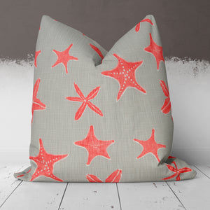 "Bali Coral 25"" Pillow - Shop Baby Slings & wraps, Baby Bedding & Home Decor !"