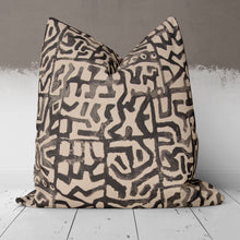 "Load image into Gallery viewer, Ayo 20"" Pillow - Shop Baby Slings & wraps, Baby Bedding & Home Decor !"