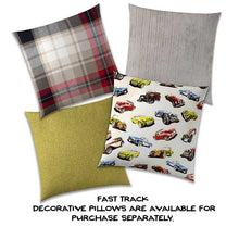 Load image into Gallery viewer, Fast Track Pillow - Green Solid - Shop Baby Slings & wraps, Baby Bedding & Home Decor !