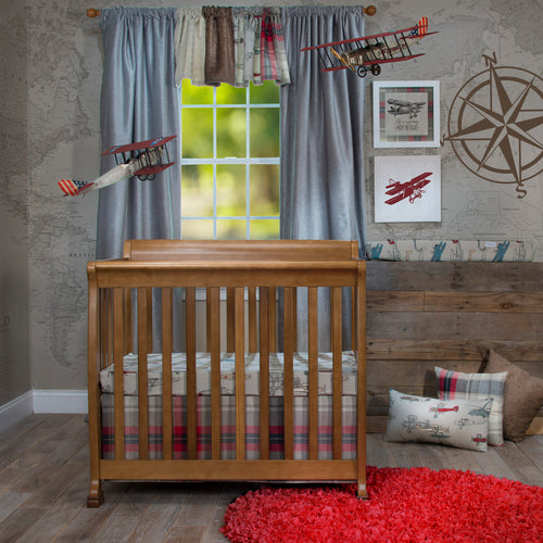 Fly-By 2pc Mini Crib Set - Shop Baby Slings & wraps, Baby Bedding & Home Decor !