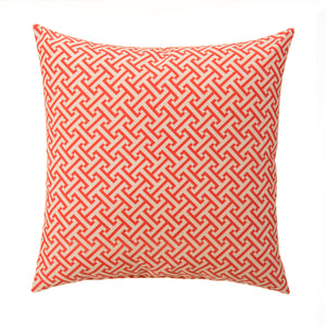 Greek Key Coral - Shop Baby Slings & wraps, Baby Bedding & Home Decor !
