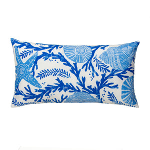 "Coral Reef Lumbar Pillow  12""x22"" - Shop Baby Slings & wraps, Baby Bedding & Home Decor !"