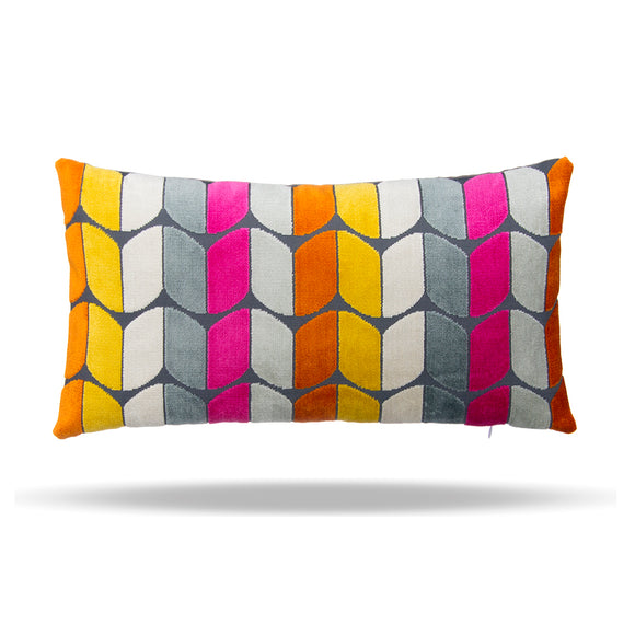 Domain Confetti  Lumbar Pillow 12