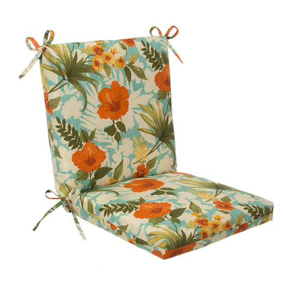 Havana Seat Cushion w Back Squared 36.5