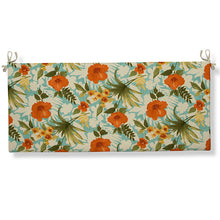 "Load image into Gallery viewer, Havana Bench/Porch Swing Cushion 45""x18""x3"" - Shop Baby Slings & wraps, Baby Bedding & Home Decor !"