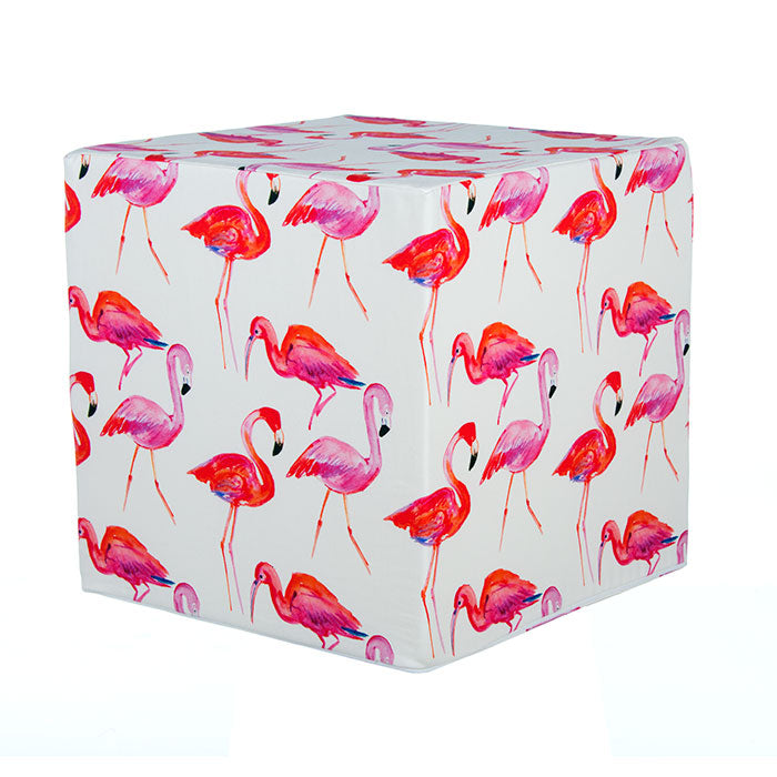 Flamingo, Pouf - Shop Baby Slings & wraps, Baby Bedding & Home Decor !