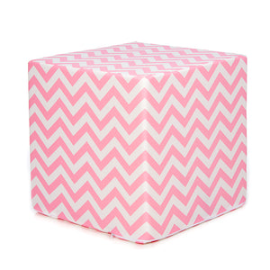 Chevron Pink, Pouf - Shop Baby Slings & wraps, Baby Bedding & Home Decor !