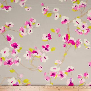 Blossom Floral Print Fabric - Shop Baby Slings & wraps, Baby Bedding & Home Decor !