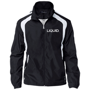 YST60 Youth Colorblock Jacket - Liquid Hydration Gear