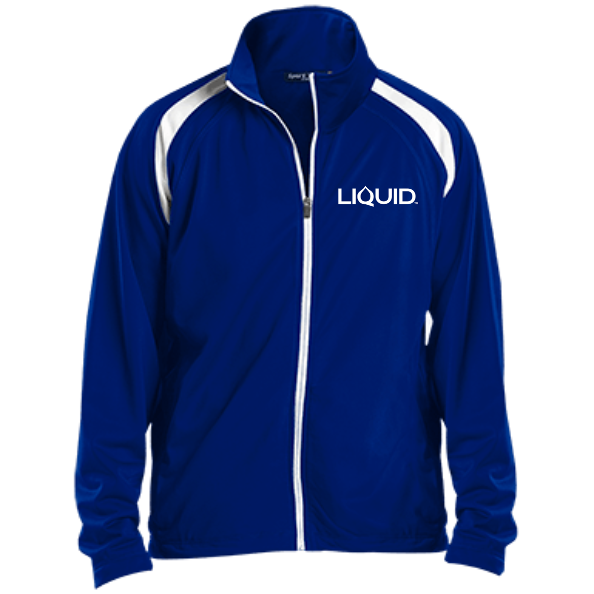YST90 Youth Warm Up Jacket - Liquid Hydration Gear