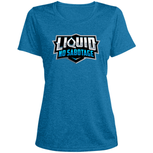 LST360 Ladies' Heather Dri-Fit Moisture-Wicking T-Shirt - Liquid Hydration Gear