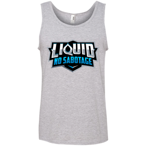 986 100% Ringspun Cotton Tank Top - Liquid Hydration Gear