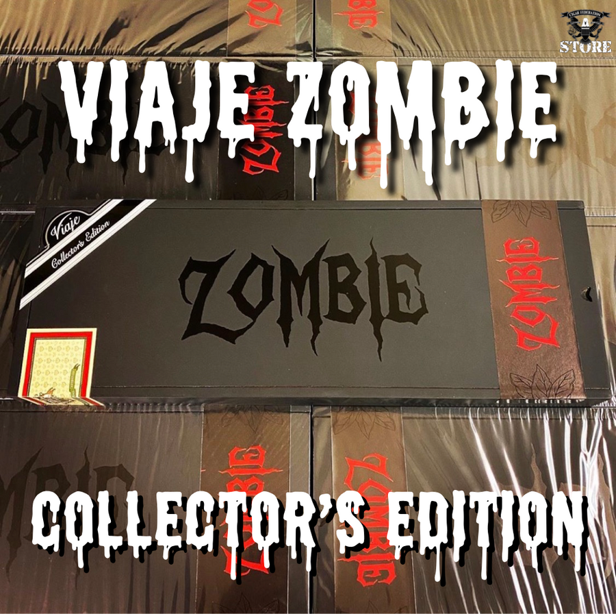 Viaje ZOMBIE Green, Red, & Black COLLECTOR'S EDITION