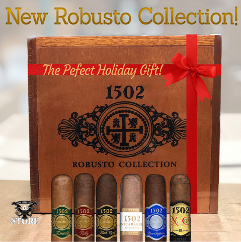 1502 Robusto Collection GIFT BOX