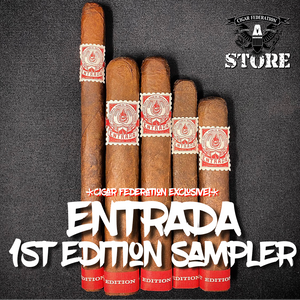 ENTRADA 1st Edition Sampler