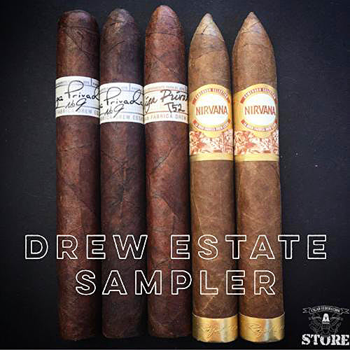 Drew Estate Sampler