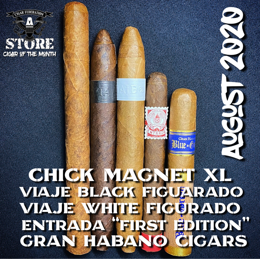 CIGAR OF THE MONTH CLUB